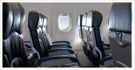 Repair Crew and Passenger Seats