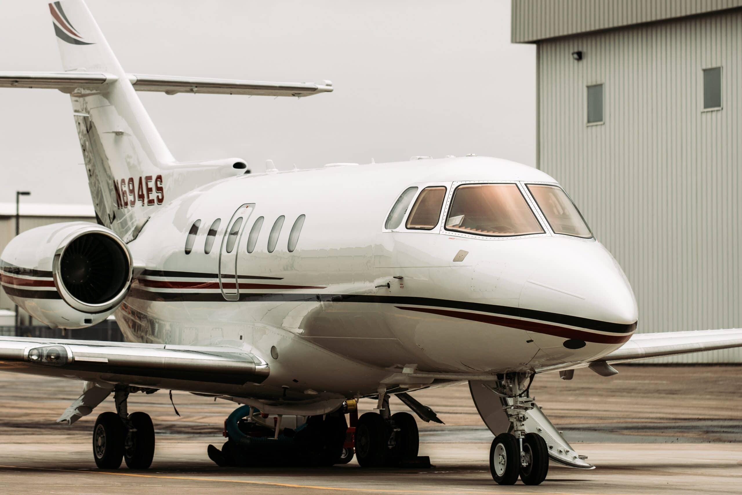 VIP Interior Aircraft Refurbishing