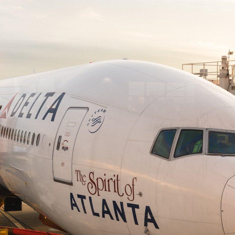 Aircraft interior refurbishment and NDT services Atlanta, Georgia